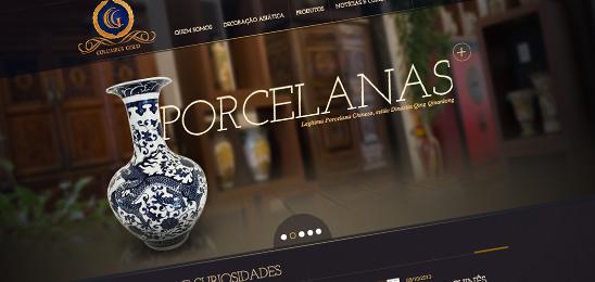 Columbus Gold - Web Site