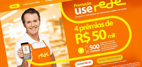 Itaú - Promoção Use Rede