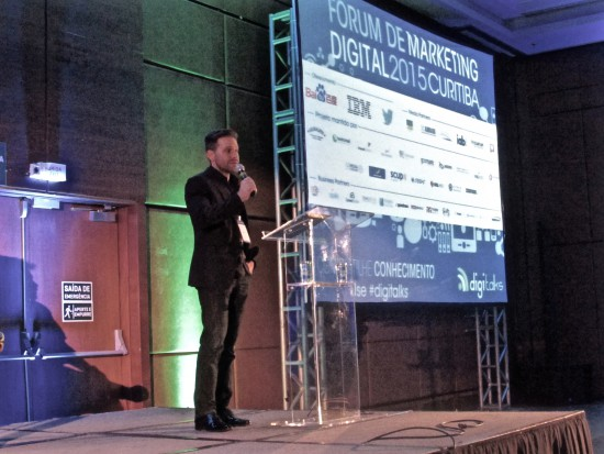 Debate sobre mercado digital - Painel Digitalks Curitiba 2015 - Antonio Borba - Magic