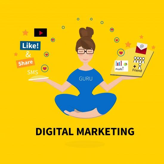 Marketing Digital - Magic
