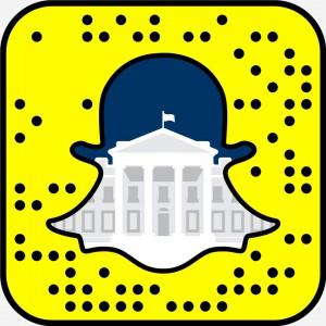 Casa Branca ingressa no Snapchat - Magic
