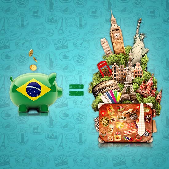 Como driblar o dólar alto em uma viagem ao exterior - Magic