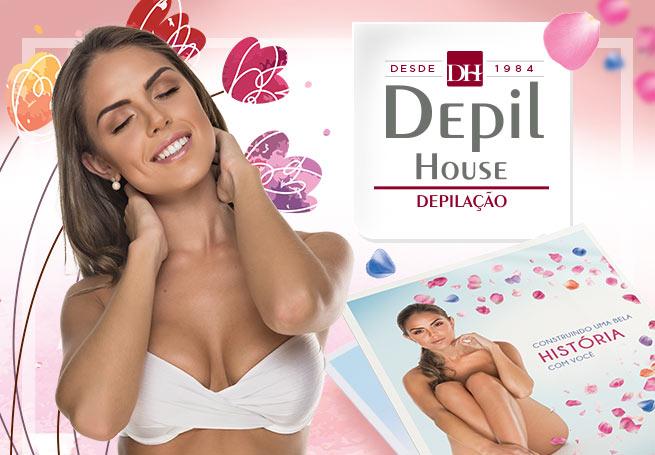 Depil House - Comunicação Integrada