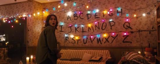 Meme que já virou clássico: Stranger Things Lights