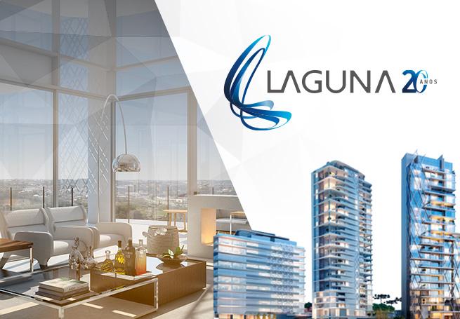 Construtora Laguna - Web Site