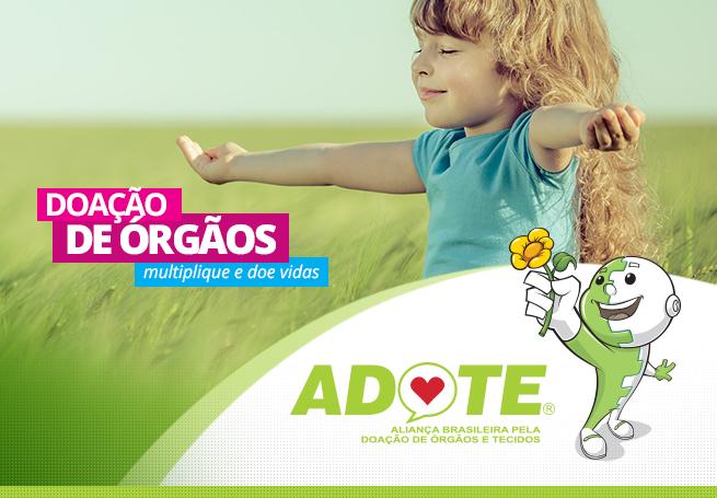 Adote - Aliança Brasileira pela Doação de Órgãos e Tecidos