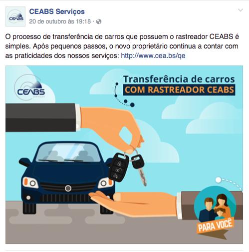 Facebook CEABS Serviços