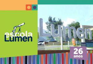 Escola Lumen - Web Site