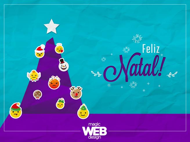 A Magic deseja a você um Feliz Natal