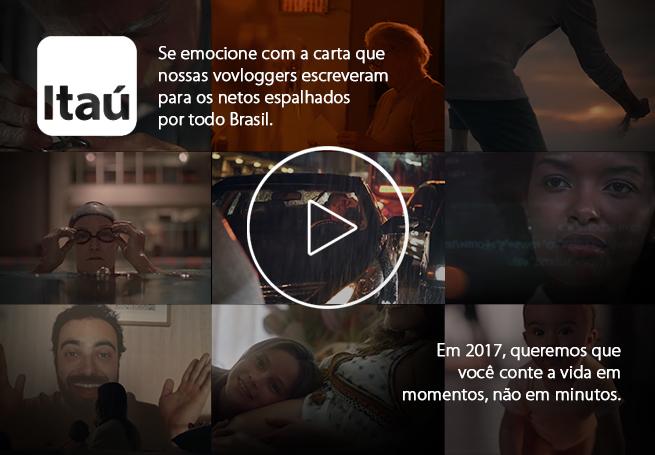 Itaú - Campanha de Fim de Ano