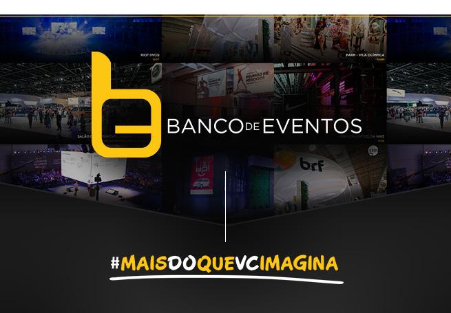 Banco de Eventos - Web Site