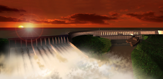 Nostalgia Magic: web site da Itaipu Binacional