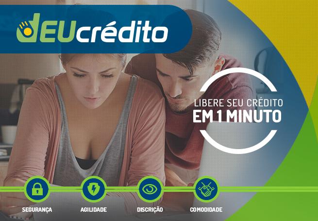 DEUcrédito - Web Site