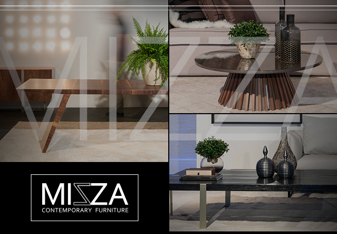 Mizza Contemporary Furniture - Móveis de Design - Web Site