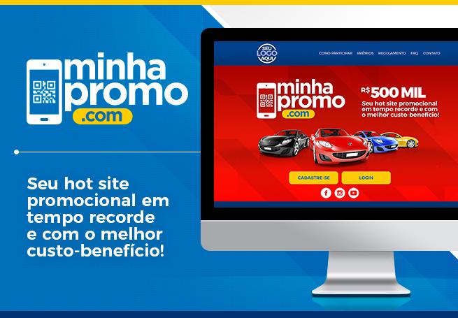 MinhaPromo.com - Automação de Campanhas Promocionais