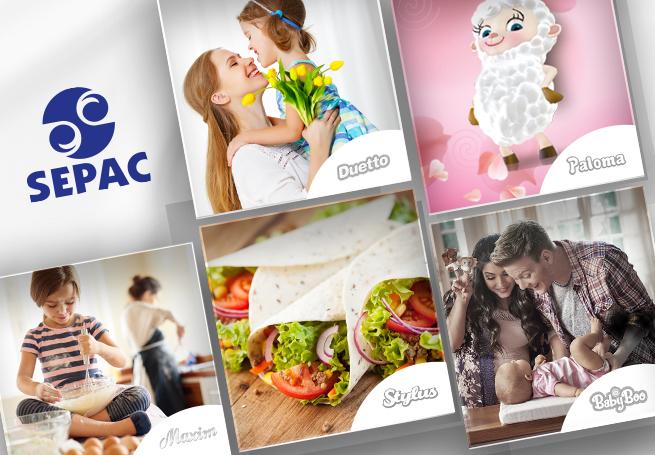 SEPAC - Web Sites