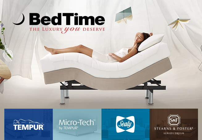 Tempur Sealy - E-commerce BedTime
