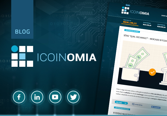 Icoinomia – Marketing de Conteúdo - Magic Web Design