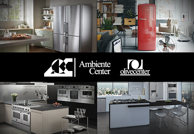 Ambiente Center - Web Site