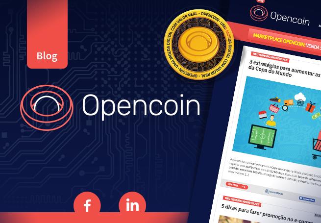 Opencoin - Marketing de Conteúdo