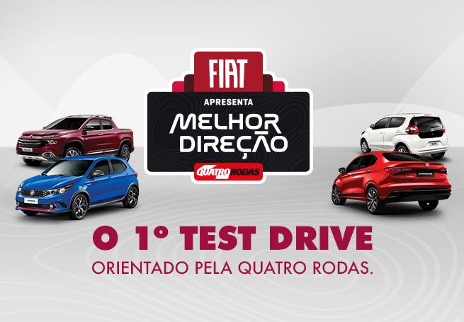 Fiat Melhor Direção - Campanha Promocional
