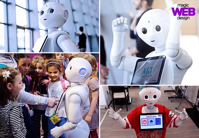 Pepper é o primeiro robô capaz de reconhecer as principais emoções humanas