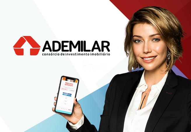 Ademilar - Marketing Digital e Web Site