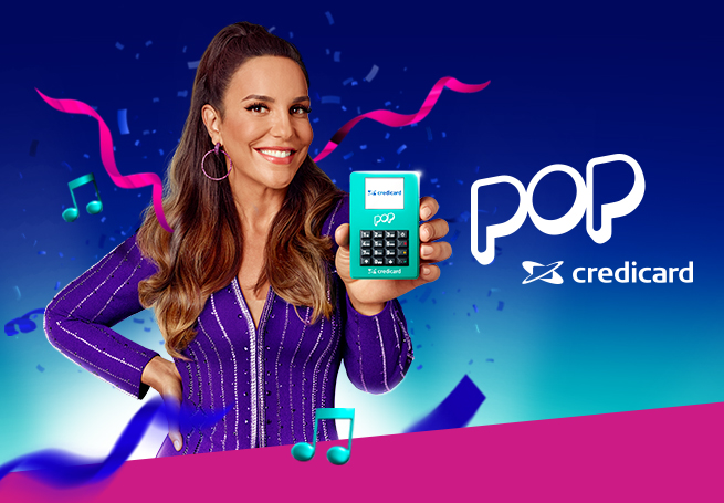 Credicard - Promoção Carna Pop com a Ivete