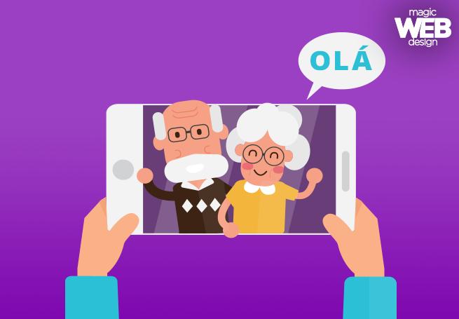 Terceira idade: o público que mais cresce no Brasil - Magic Web Design