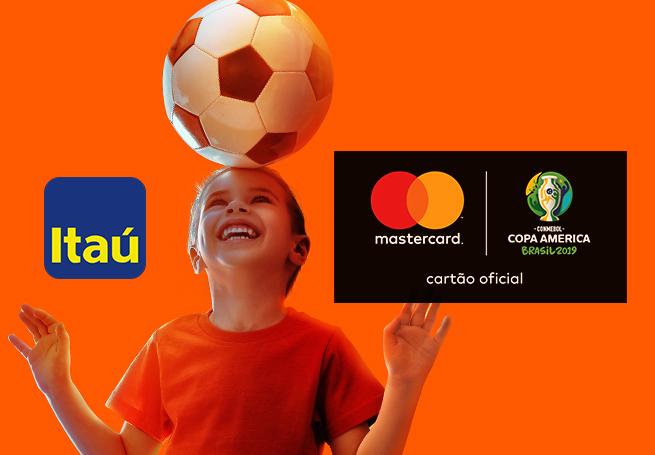 """Mastercard - Promoção """"Copa América 2019 no Rio Te Espera"""""""