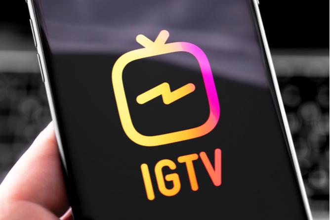 IGTV: ainda uma grande aposta do Instagram