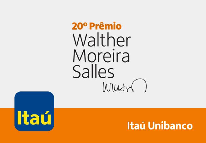 20º Prêmio Walther Moreira Salles - Itaú Unibanco