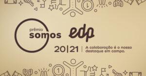 Arte prêmio Somos EDP
