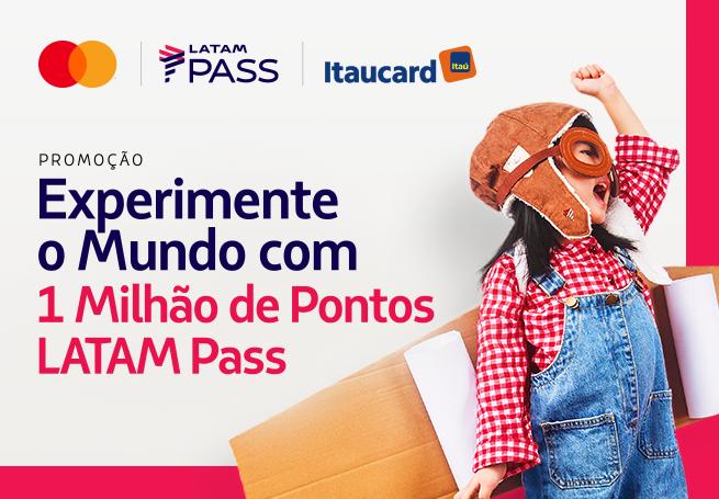 LATAM Pass – Campanha Promocional